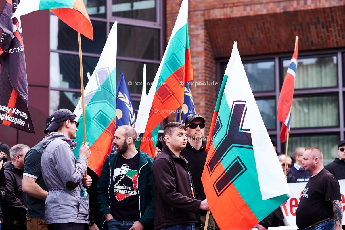 Germany, Neo-Nazi Germany in Dortmund. Under the motto
