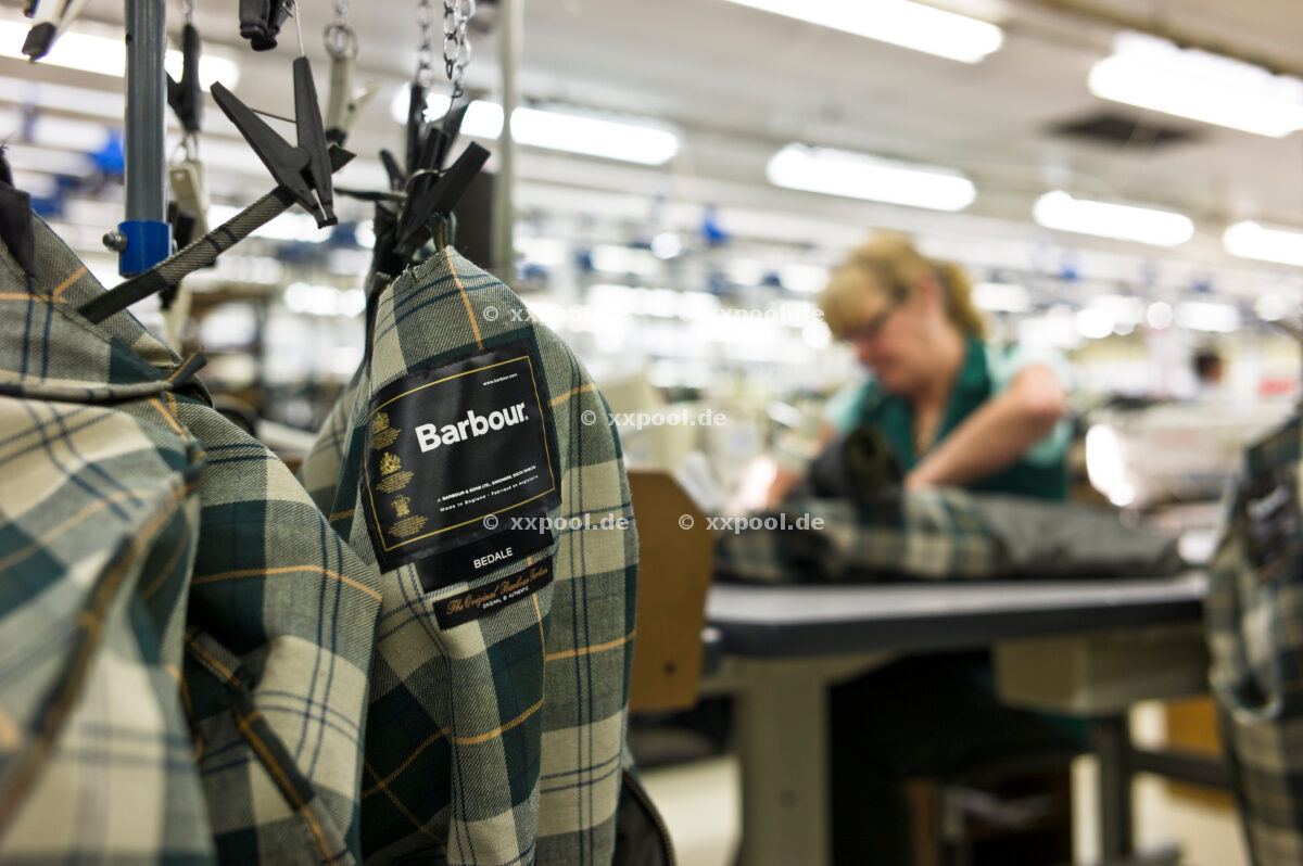 Barbour & Sons