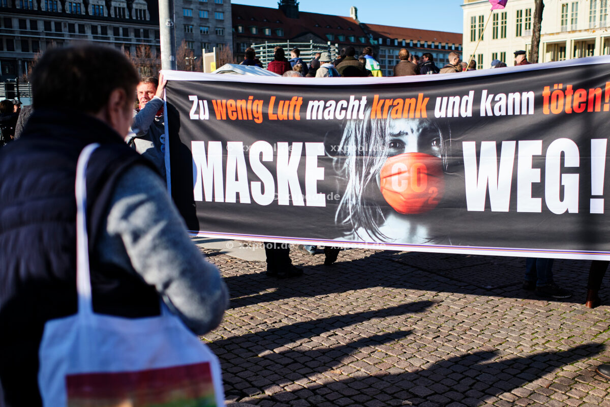 Protests against pandemic measures